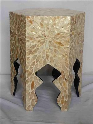 Capiz shell - furniture 9